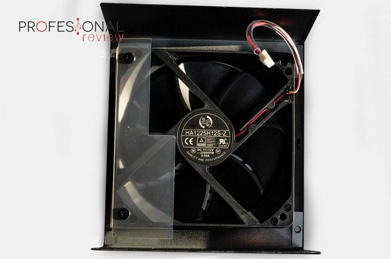 Antec Earthwatts Gold Pro ventilador