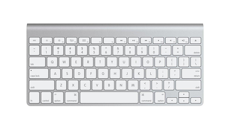 Los mejores teclados para PC Apple A1314