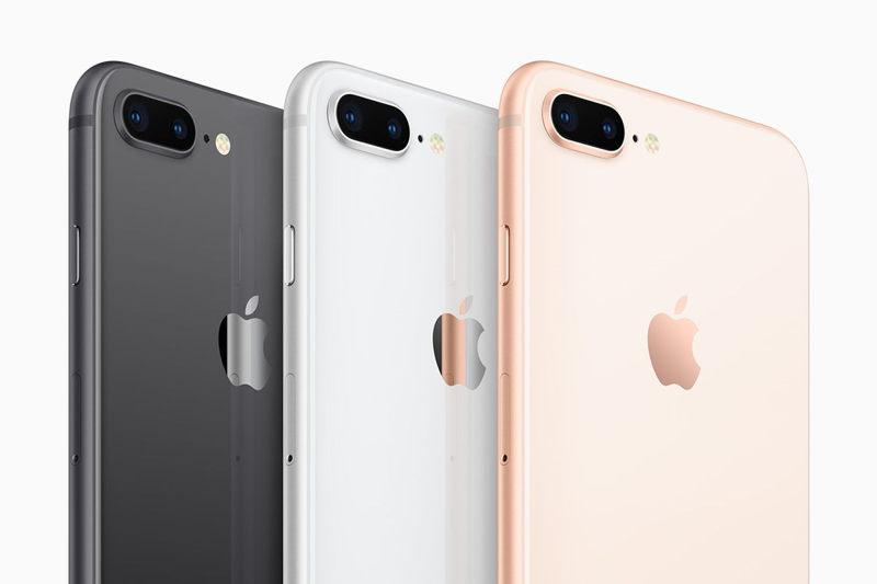 Así lucirían los tres nuevos iPhone de 2018, según modelos 3D