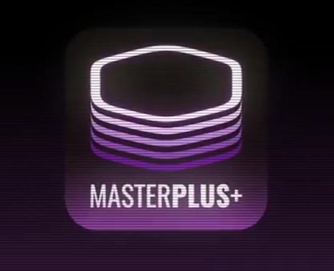 CoolerMaster MasterPlus+ software