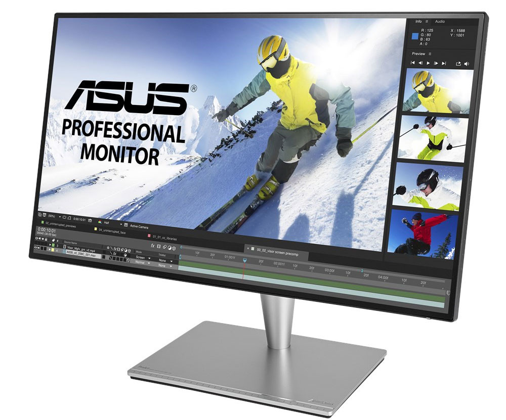 Asus ProArt PA27AC con Freesync y displayHDR 400
