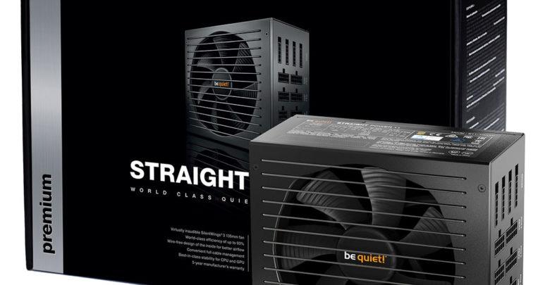 Photo of Be Quiet! anuncia las nuevas fuentes de alimentación modulares Straight Power 11