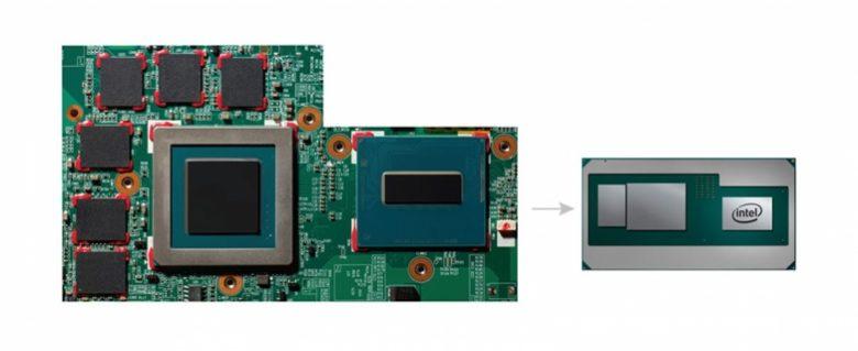 Photo of Intel revela por accidente su Core i7 8809G con gráficos Radeon