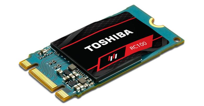 Photo of Todos los detalles del Toshiba RC100, el SSD NVMe para todos los bolsillos