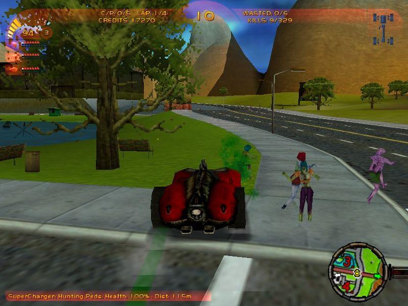 Carmageddon TDR 2000 gratis en GOG
