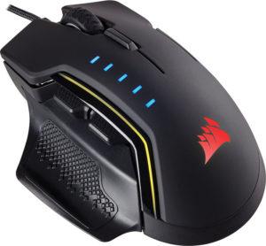 Corsair Glaive Los mejores ratones para PC