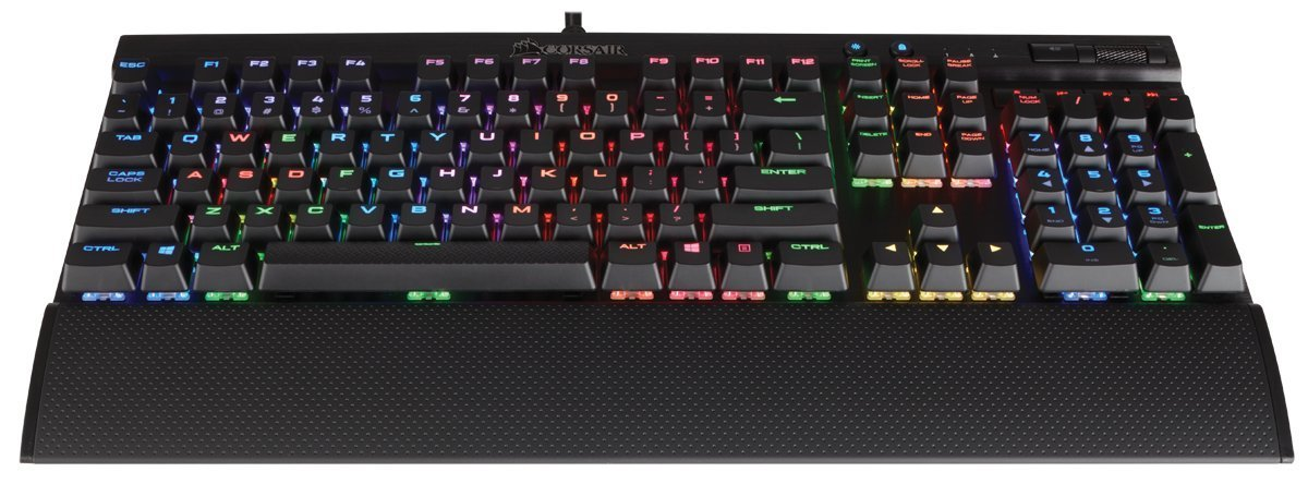 Los mejores teclados para PC Corsair K70 LUX RGB