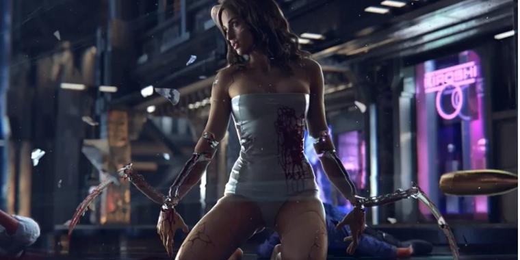 Cyberpunk 2077 demo