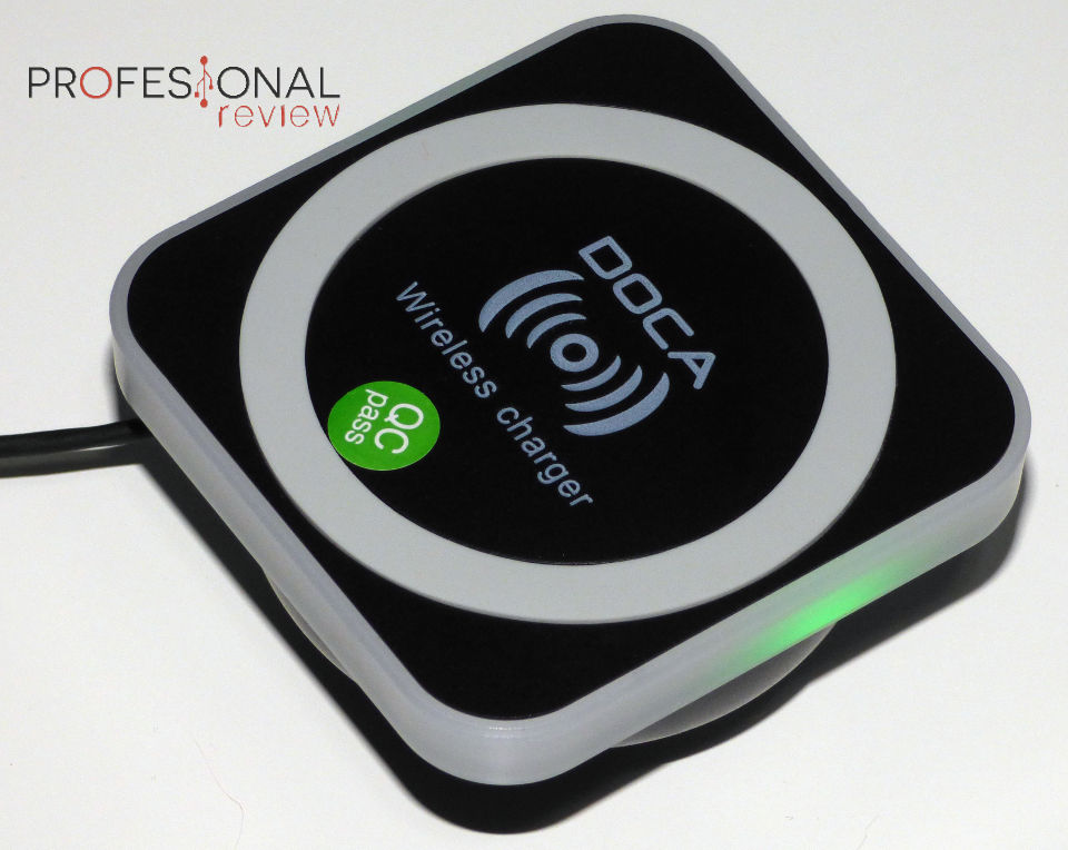 DOCA Qi Wireless Car Charger Review