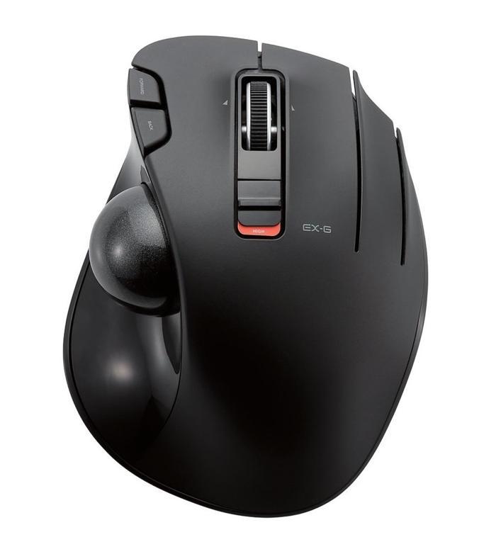 ELECOM Wireless Trackball Los mejores ratones para PC