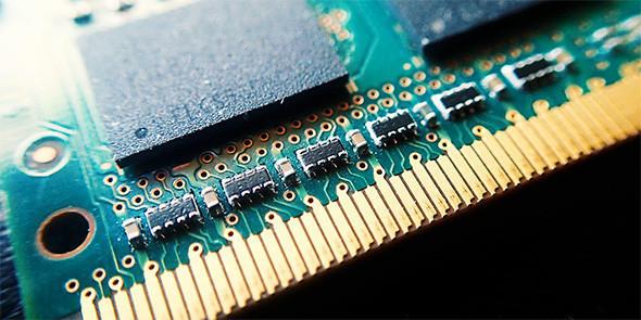 El precio de los chips de memoria empieza a bajar tímidamente