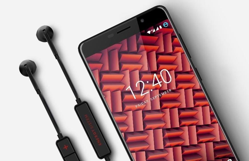 Sorteo Energy Phone Max 3+