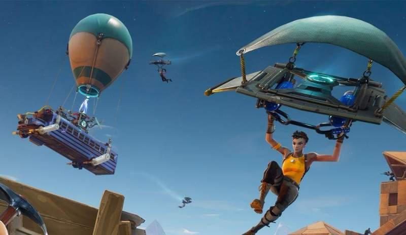 Epic Games se centra en Fortnite en detrimento de Paragon