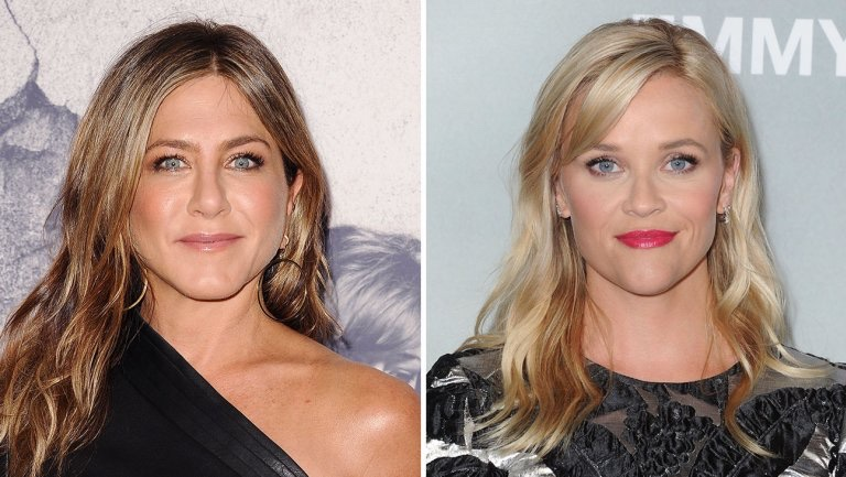 Reese Witherspoon y Jennifer Aniston