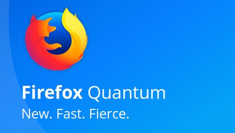 Firefox Quantum se actualiza para proteger a los usuarios
