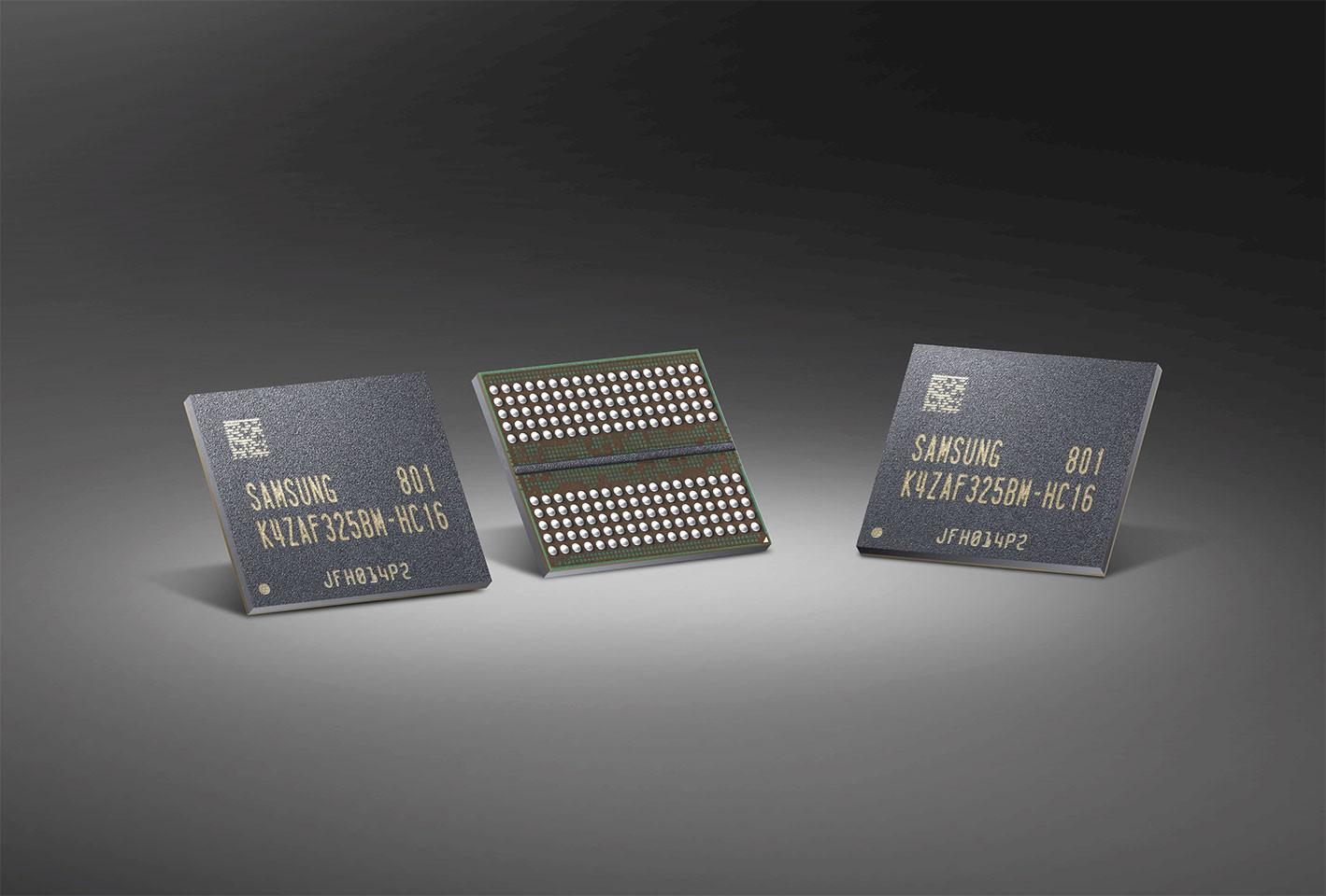 Samsung ya produce su GDDR6 a 18 Gbps