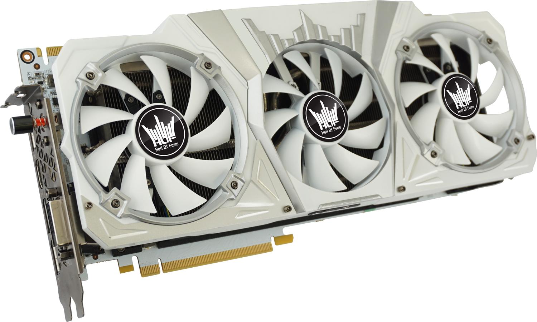 GeForce GTX 1070 Ti Hall of Fame