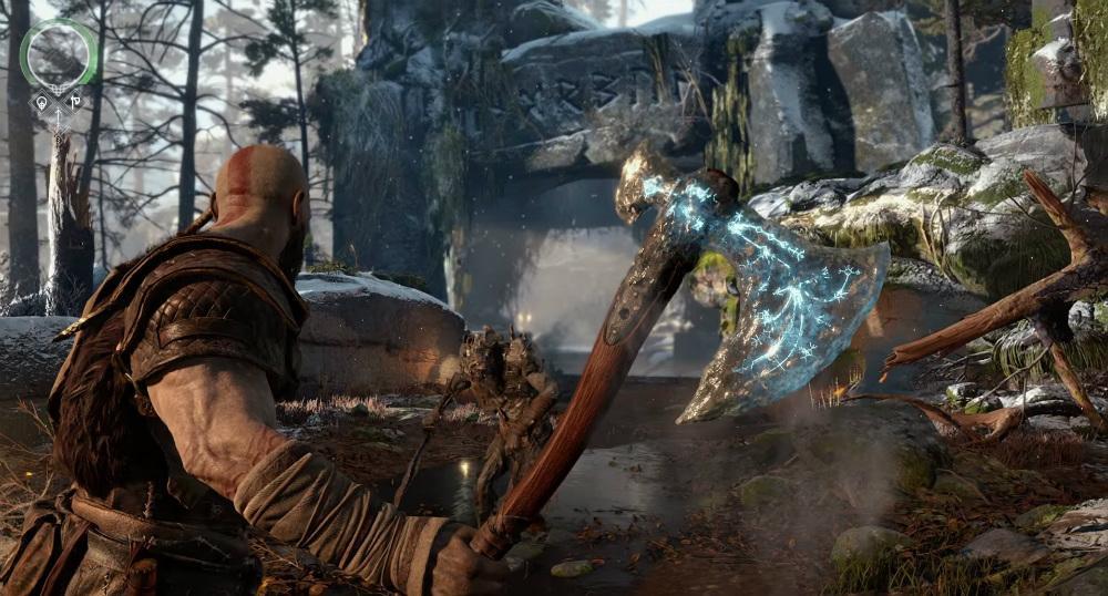 Nuevo trailer de God of War