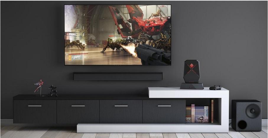 HP Omen X 65 también apoya el Big Format Gaming Display