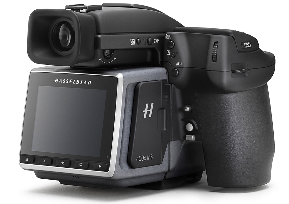 Hasselblad H6D-400c, cámara Multi-Shot de 400 MP