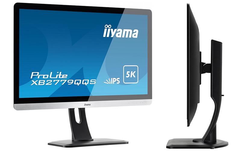 Iiyama XB2779QQS, monitor con panel 5K