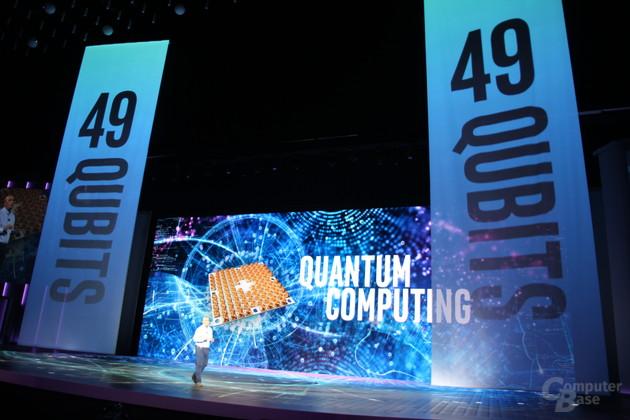Intel ya tiene un procesador de 49-qubit