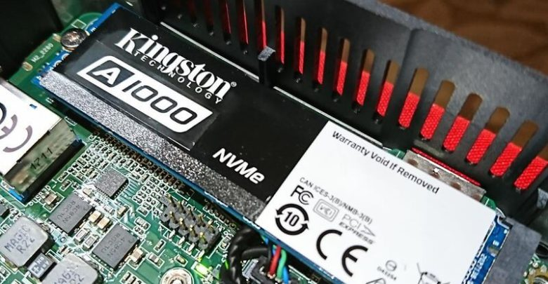 Photo of Kingston presenta la unidad SSD A1000 PCIe NVMe en el CES 2018