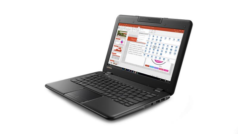 Lenovo 100e es un nuevo equipo de 190 dólares para luchar con los Chromebook
