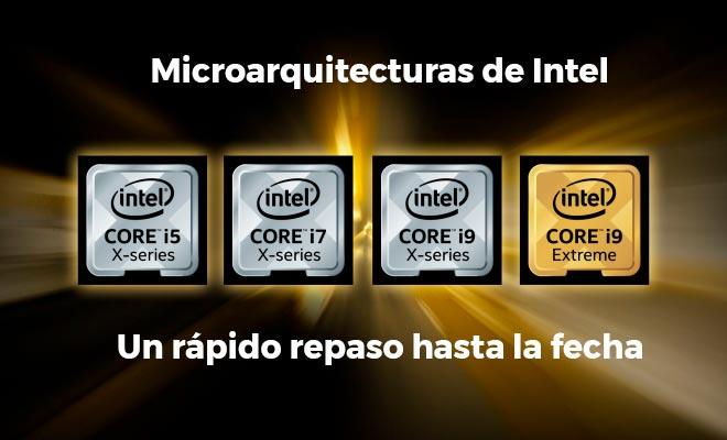 Photo of Microarquitecturas de Intel: Un rápido repaso hasta la fecha