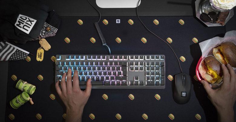 Photo of Nuevas y coloridas alfombrillas Mionix Desk Pad para escritorio