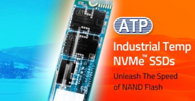 Photo of ATP presenta las unidades SSD NVMe N600i de alto rendimiento