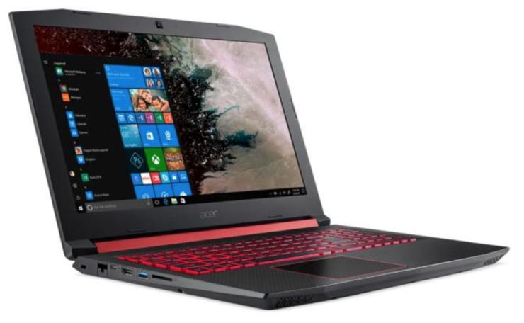 Nuevo Acer Nitro 5 con hardware 100% de AMD