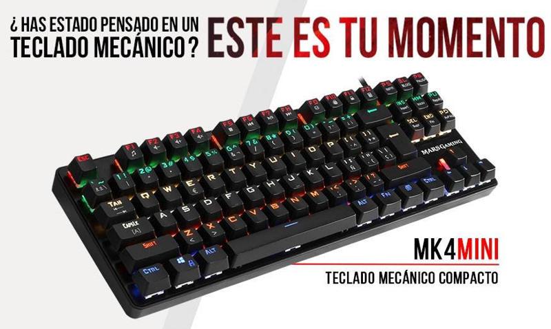 Mars Gaming MK4 MINI