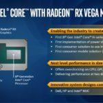 Nuevos Intel Core G con gráficos AMD Vega