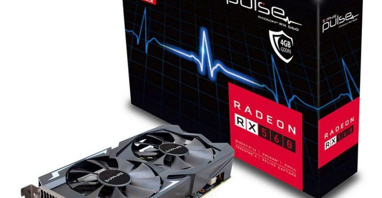 Photo of Sapphire presenta su nueva tarjeta personalizada Radeon RX 560 LITE