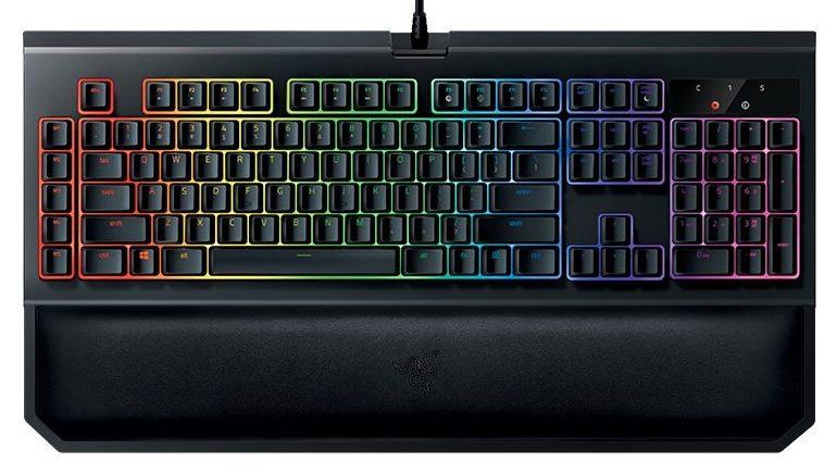 Los mejores teclados para PC Razer BlackWidow Chroma V2