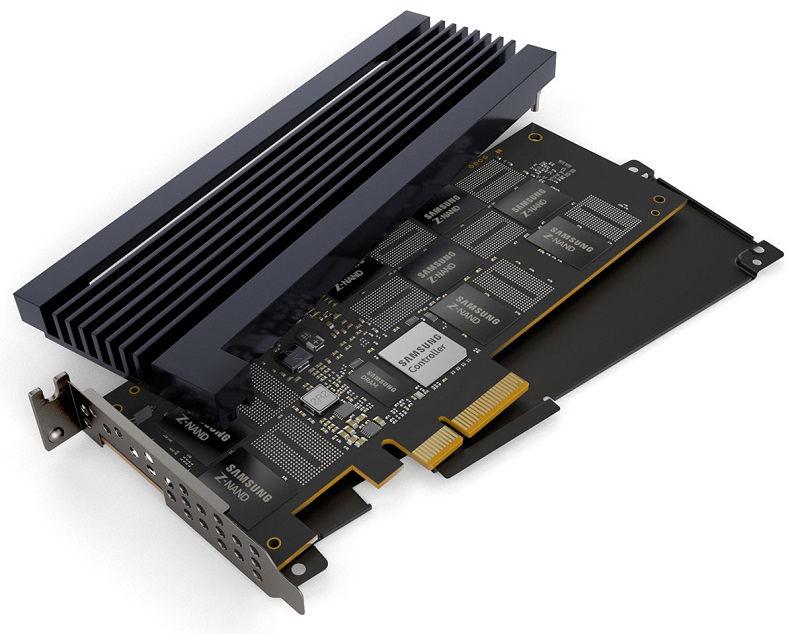Samsung SZ985 de 800 gb anunciado