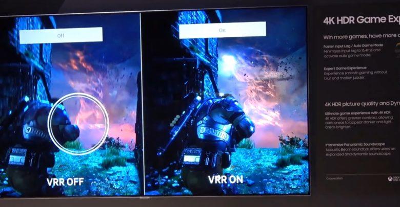 Photo of Samsung afirma que sus televisores QLED de 2018 soportarán VRR
