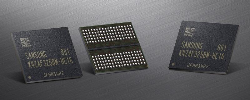 Samsung da nuevos detalles de su GDDR6