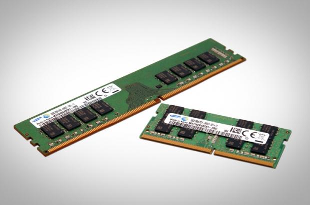 Samsung habla de su segunda generación de memoria DDR4 a 10 nm