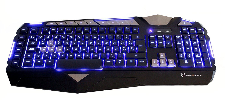 Los mejores teclados para PC ThunderX3 TK30