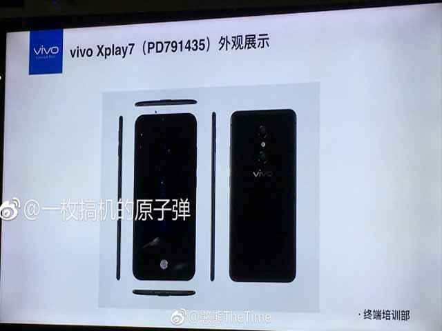 Vivo Xplay7 tendrá más RAM que tu PC