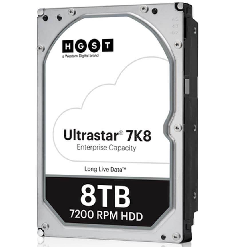 Western Digital presenta sus nuevos HDD Ultrastar 7K6 y Ultrastar 7K8