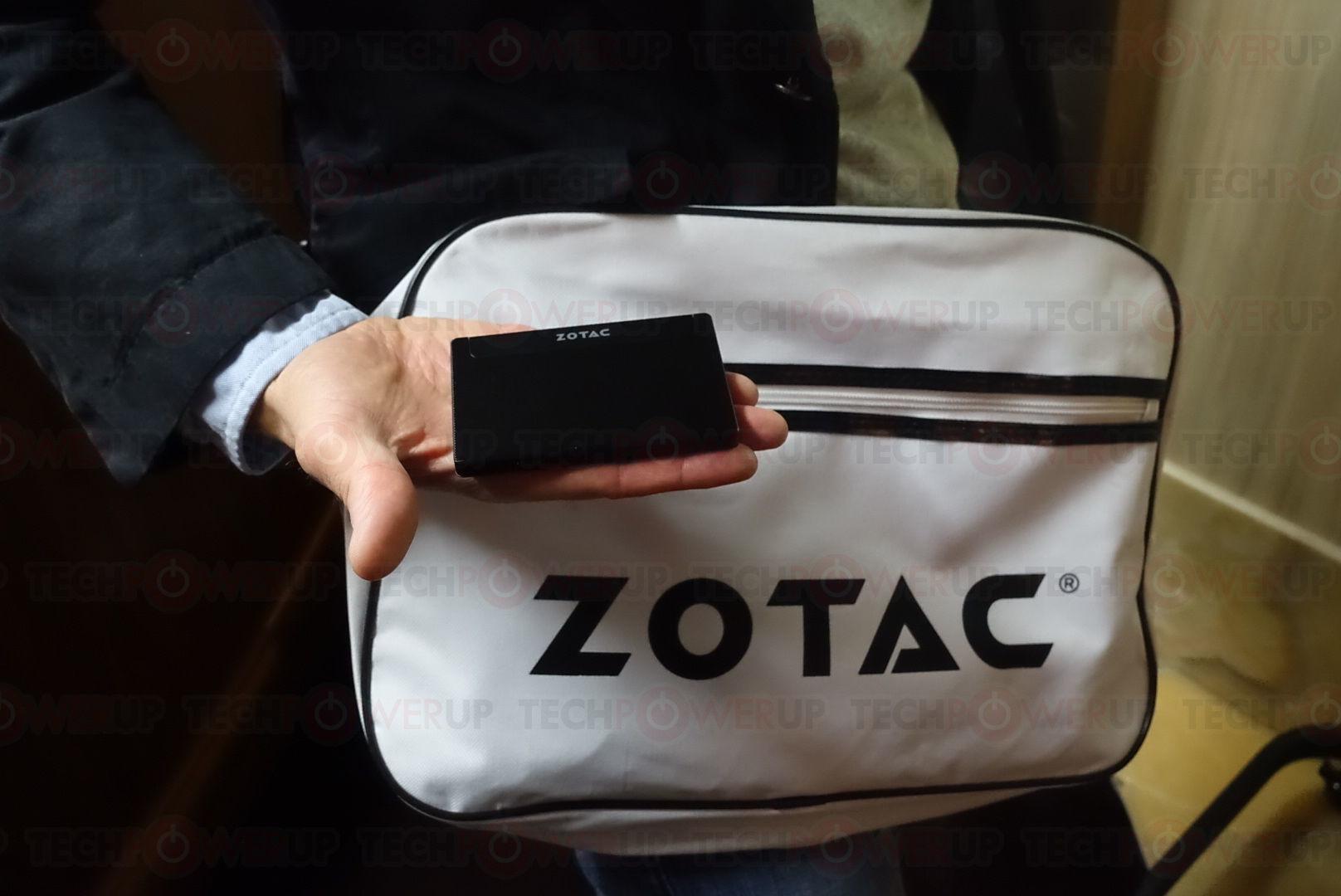 Zotac Pico PI226 quiere ser el mejor mini PC del mercado