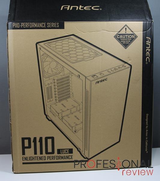 Antec P110 luce review