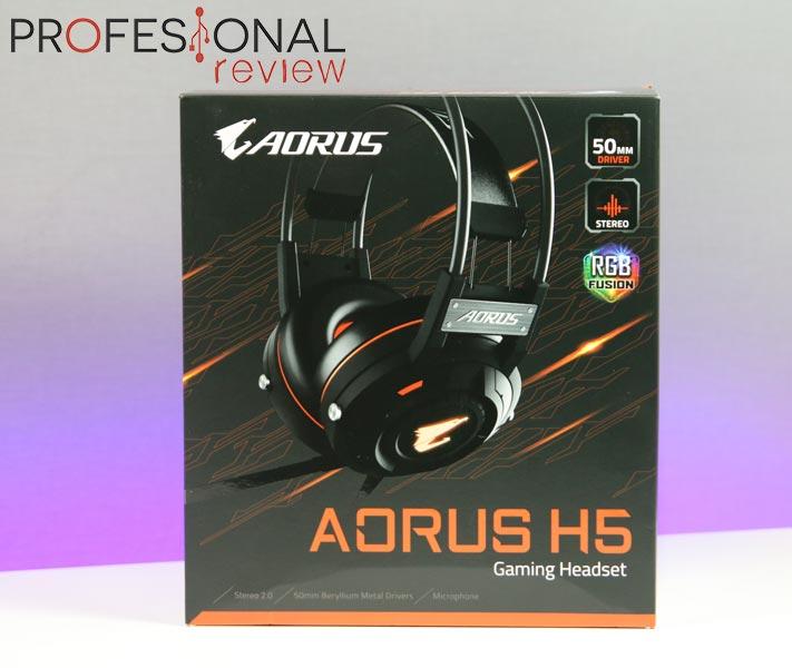 Aorus H5 review