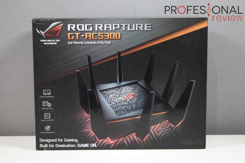 Asus ROG Rapture GT-AC5300 review