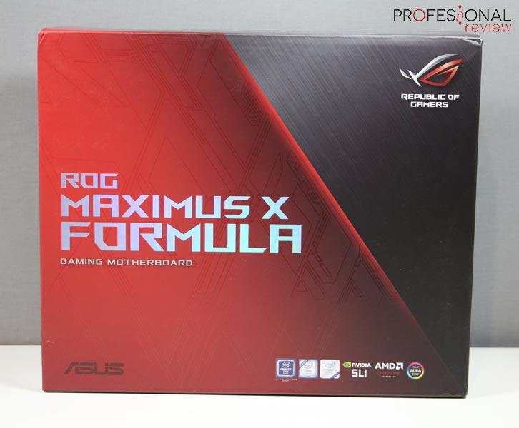 Asus Maximus X Formula