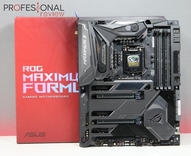 Asus Maximus X Formula review