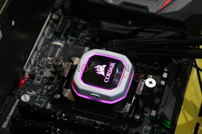 Corsair H150i PRO review